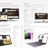 Academic WordPress Template Responsive