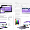 IT Company WordPress Template Responsive