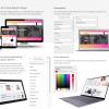 Landing Page WordPress Template Responsive