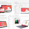 Mobile App WordPress Template Responsive