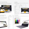 Parallax WordPress Template Responsive